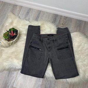 Sanctuary ace utility gray jeans skinny 28